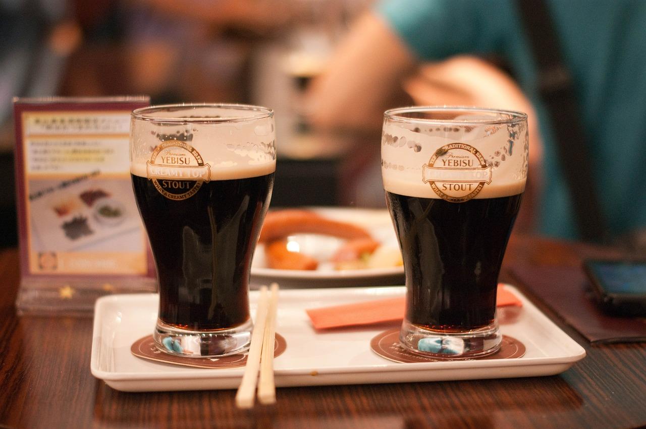 beer, food pairing